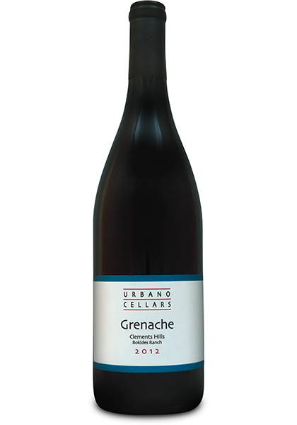 Grenache-Urbano-Cellars-Artisan-Awards-2014