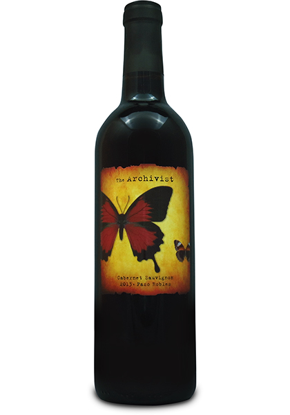 Paso-Robles-The-Archivist-Cabernet-Sauvignon-Artisan-Awards-2014