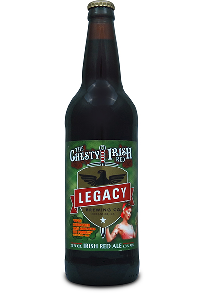 The Chesty Irish Red Ale