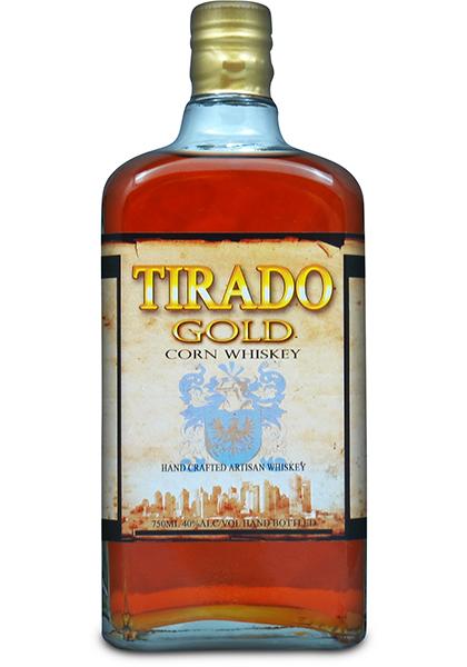Tirado-Gold-Corn-Whiskey-Artisan-Awards-2014