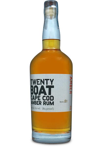 Twenty-Boat-Cape-Cod-Amber-Rum-Artisan-Awards-2014