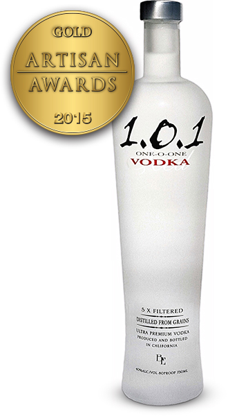 1.0.1 Ultra Premium Vodka