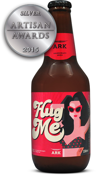 Ark Hug Me Belgian Wit Ceer Korea Craft Brewery
