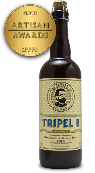Adelbert's Brewery Triple B Bad Boy Brew