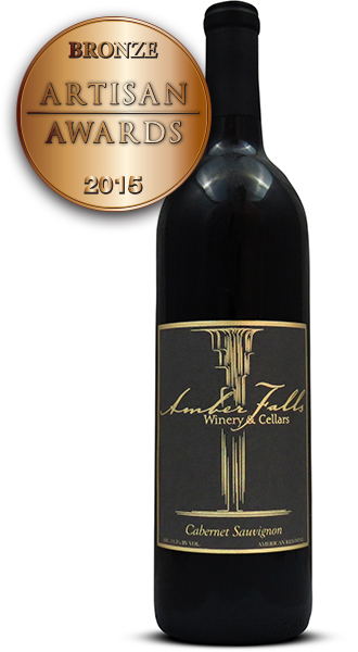 Amber Falls Winery and Cellars Cabernet Sauvignon