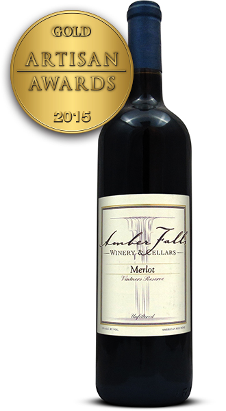 Amber Falls Winery and Cellars Merlot