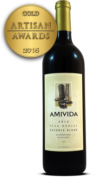 Amivida Reserve Blend 2012