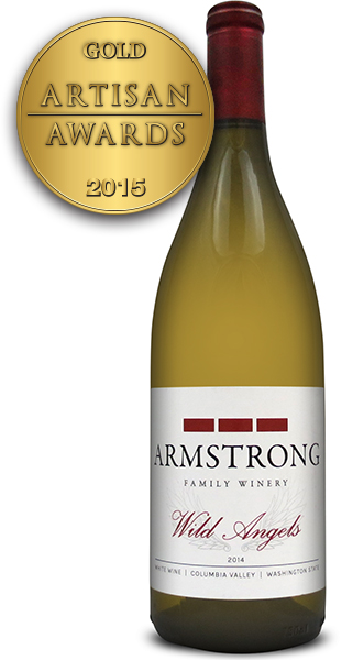 Armstrong Family Winery Wild Angels White Blend 2014