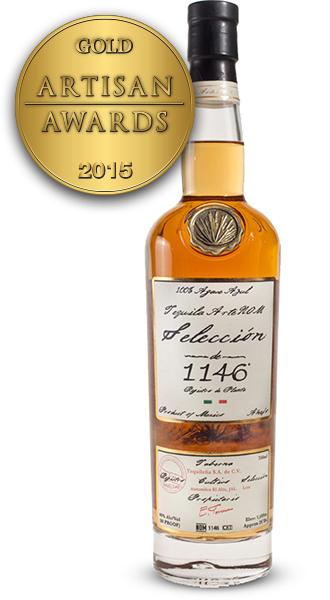 ArteNOM Tequila 1146 Añejo