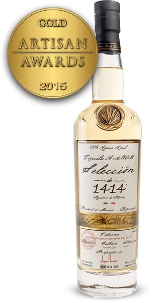 ArteNOM Tequila 1414 Reposado