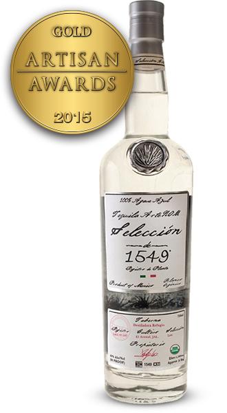 ArteNOM Tequila 1549 Blanco