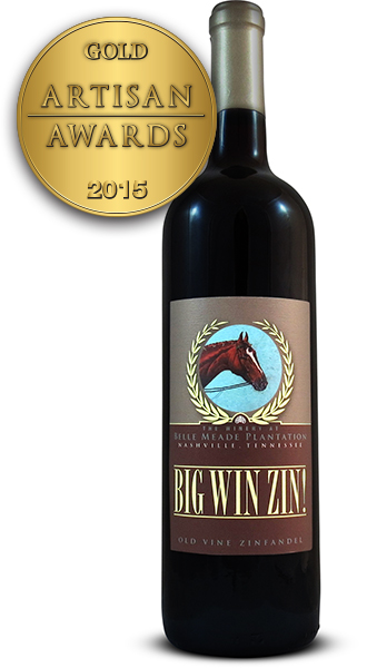 Belle Meade Winery Big Win Zin Dry Zinfandel