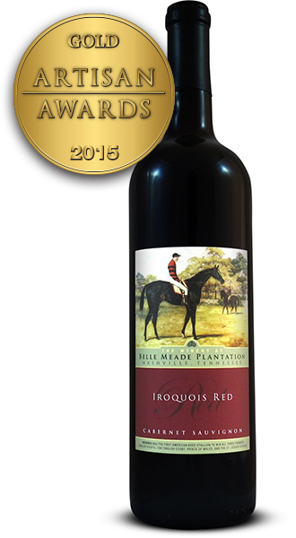 Belle Meade Winery Iroquois Red Dry Cabernet
