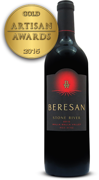 Beresan Winery Stone River Blend 2010