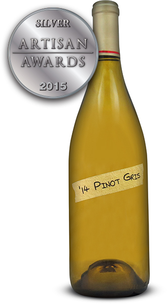 Boeger Winery Pinot Gris 2014