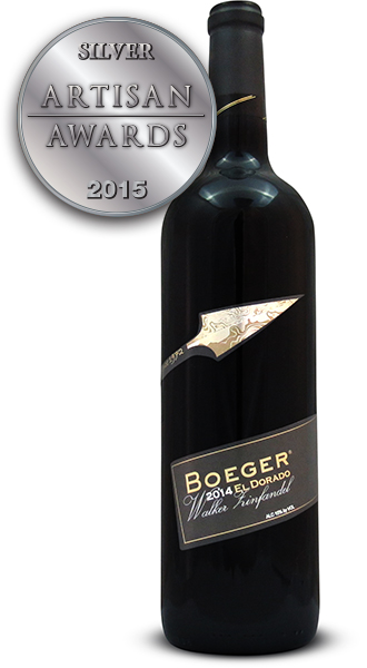 Boeger Winery Walker Zinfandel 2014