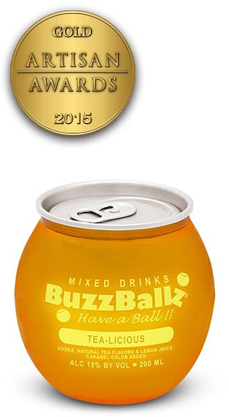 BuzzBallz Tea Licious