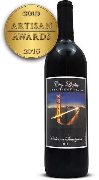 Casa Tiene Vista Vineyard City Lights Cabernet Sauvignon
