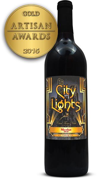 Casa Tiene Vista Vineyard City Lights Merlot