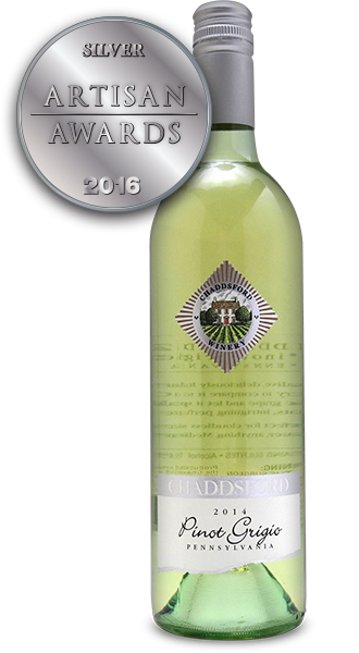 Chaddsford Pinot Grigio 2014
