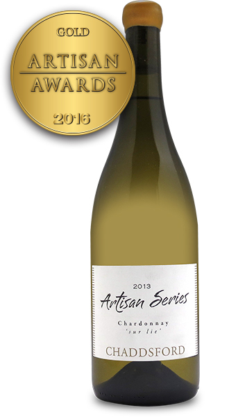 Chaddsford Artisan Series Chardonnay Sur Lie 2013