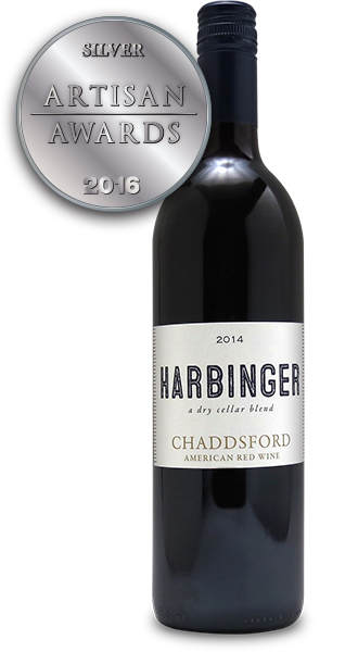 Chaddsford Harbinger American Red Wine 2014