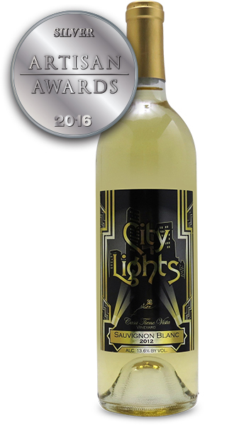 City Lights Sauvignon Blanc 2012