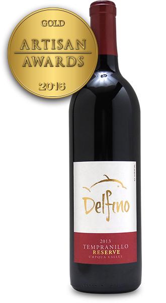 Delfino Tempranillo Reserve 2013