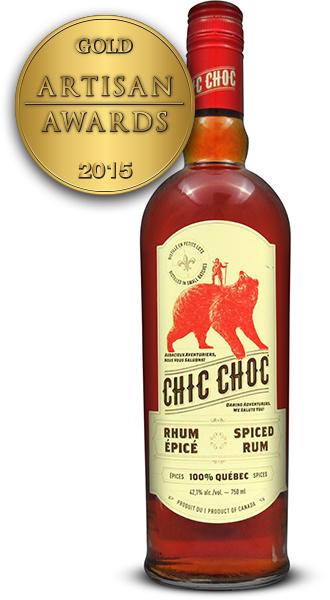 Chic Choc Spiced Rum
