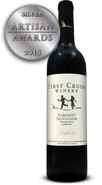 First Crush Winery Cabernet Sauvignon Blend