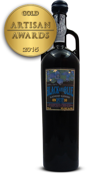 Florida Orange Groves Winery Black and Blue