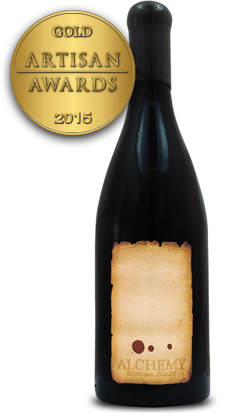 Furthermore Pinot Noir Alchemy 2012