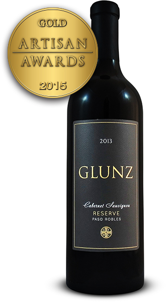 Glunz Family Winery Cellars Reserve Cabernet Sauvignon 2013