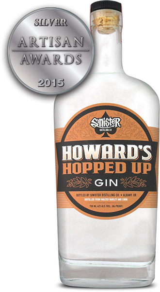 Howard's Hopped Up Gin