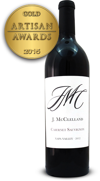J. McClelland Cabernet Sauvignon 2012