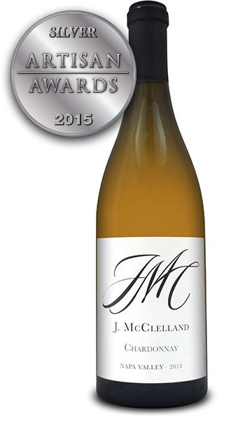 J. McClelland Chardonnay 2013