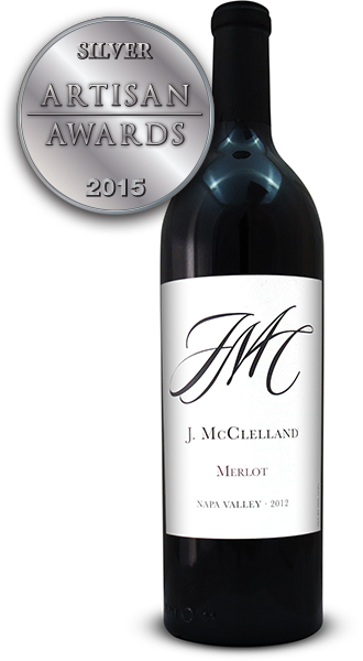 J. McClelland Merlot 2012