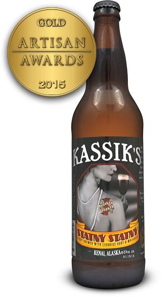 Kassik's Brewery Statny Statny Imperial Stout