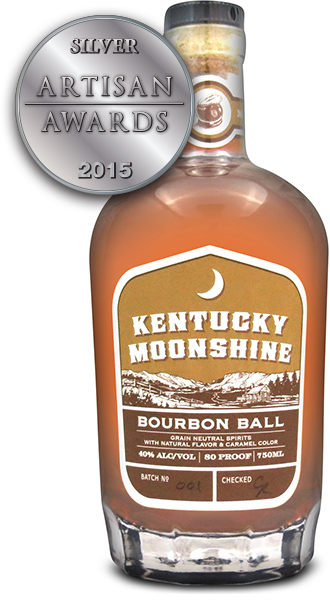 Kentucky Moonshine Bourbon Ball