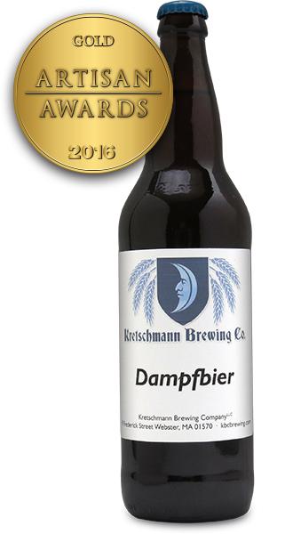 Kretschmann Brewing Co. Dampfbier