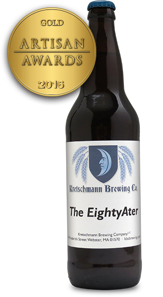 Kretschmann Brewing Co. The Eightyater