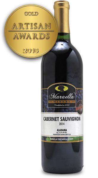 Maraella Winery Cabernet Sauvignon 2014