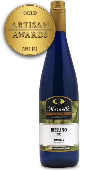 Maraella Winery Riesling 2015