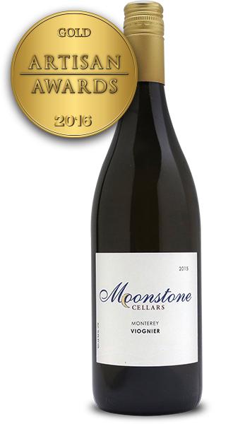 Moonstone Cellars Monterey Vognier 2015