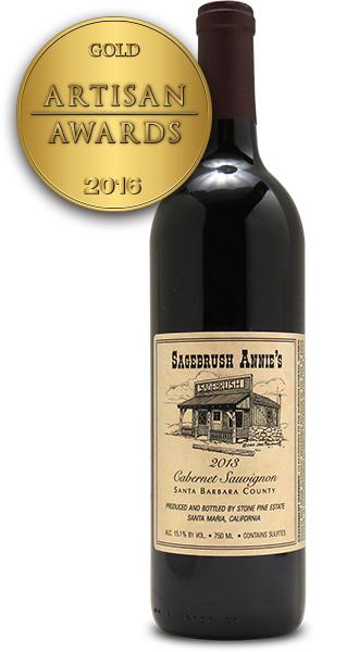 Sagebrush Annie's Cabernet Sauvignon 2013