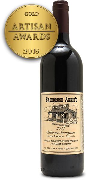 Sagebrush Annie's Cabernet Sauvignon 2014