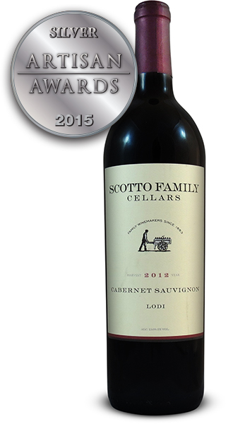 Scotto Family Cellars Cabernet Sauvignon 2012