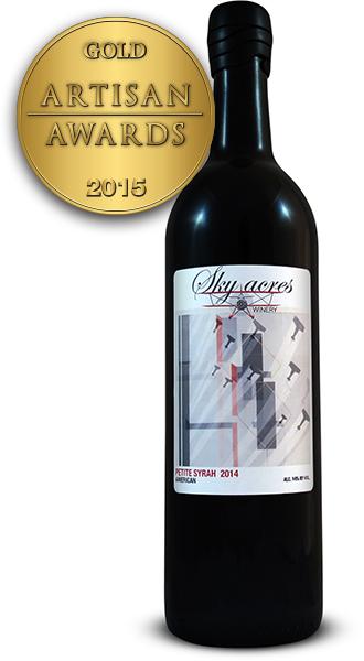 Sky Acres Winery Petite Syrah
