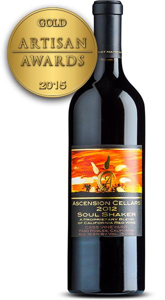 Soul Shaker Bordeaux Blend 2012