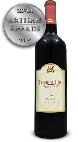 Thorn Hill Vineyards Merlot 2012